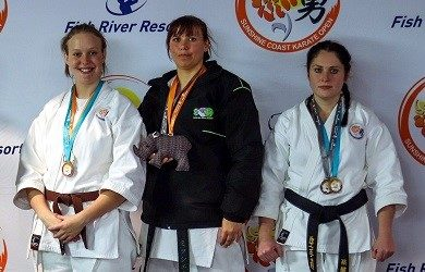 SUNSHINE COAST KARATE OPEN CHAMPIONSHIPS