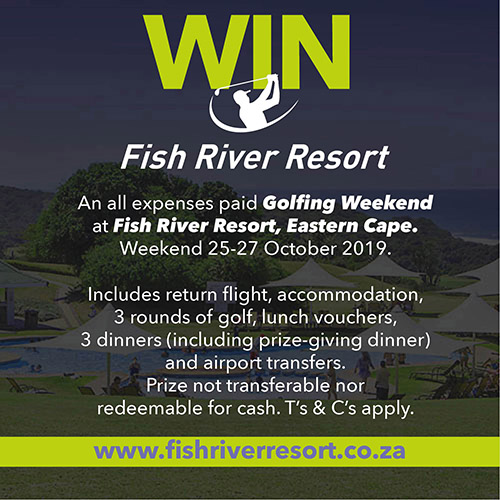 Winners Announced for the Fish River Resort and Heart Fm Golf Event
