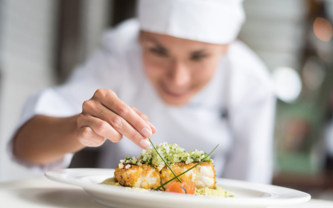 MCUP – An exclusive dinner prepared by the students of the 3 Week Short Course Professional Food Preparation